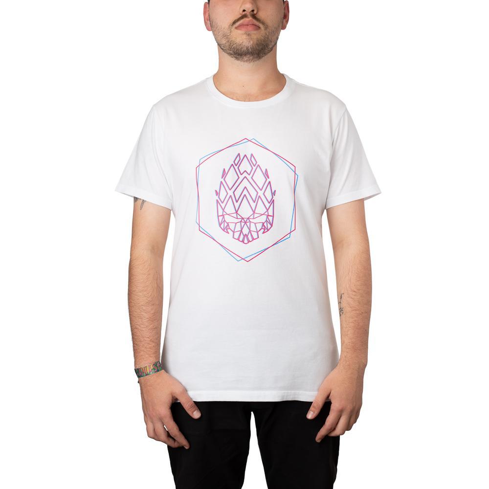 Camiseta Future Branca + Pôster