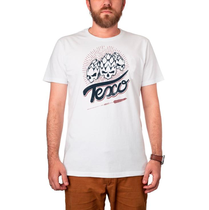 Camiseta Hopheads Branca
