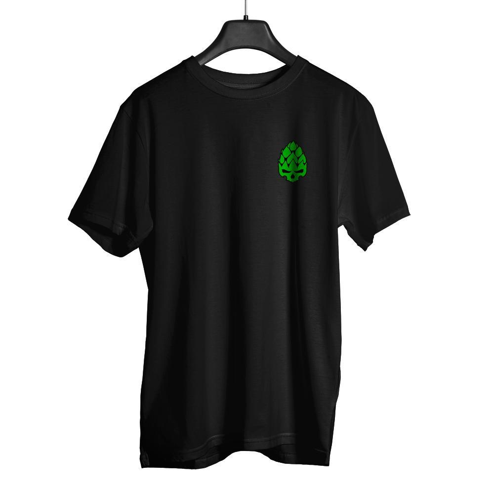 Camiseta Hopskull Basic Preta