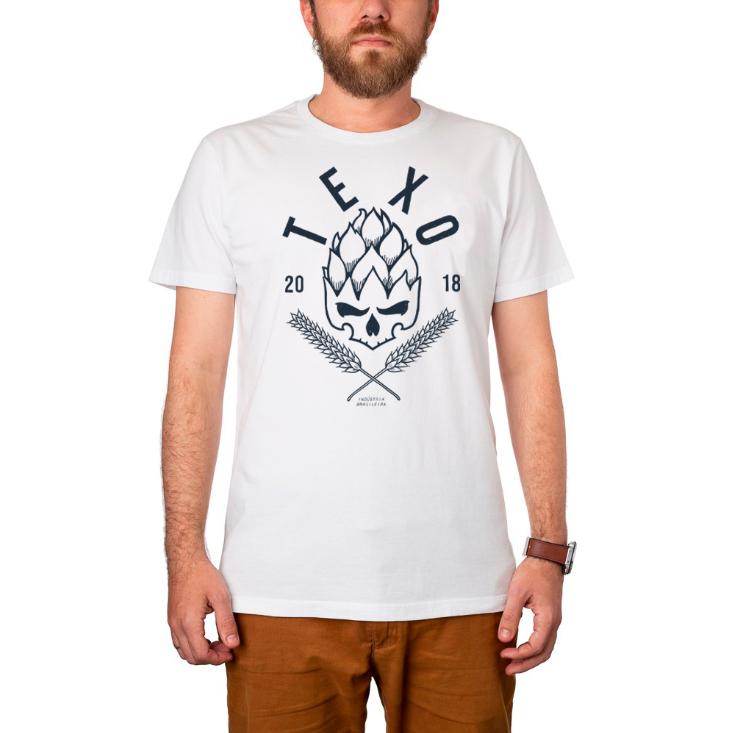 Camiseta Jolly Roger Branca