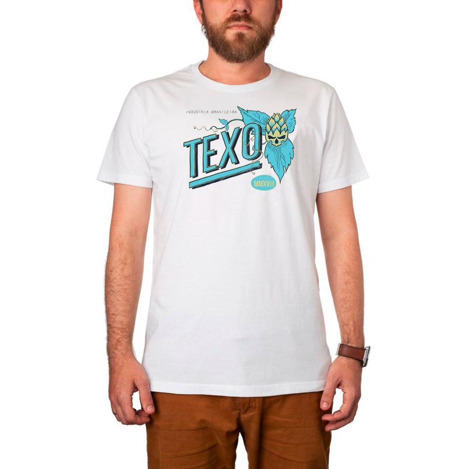 Camiseta Texo Creeper Branca
