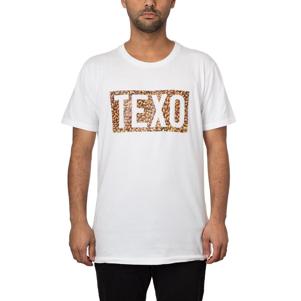 Camiseta Texo Malte Branca