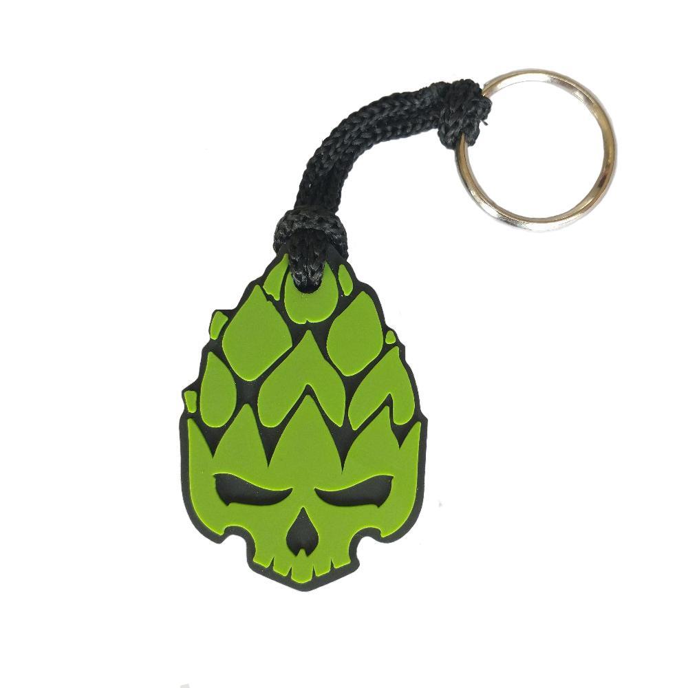 Chaveiro Hopskull Verde