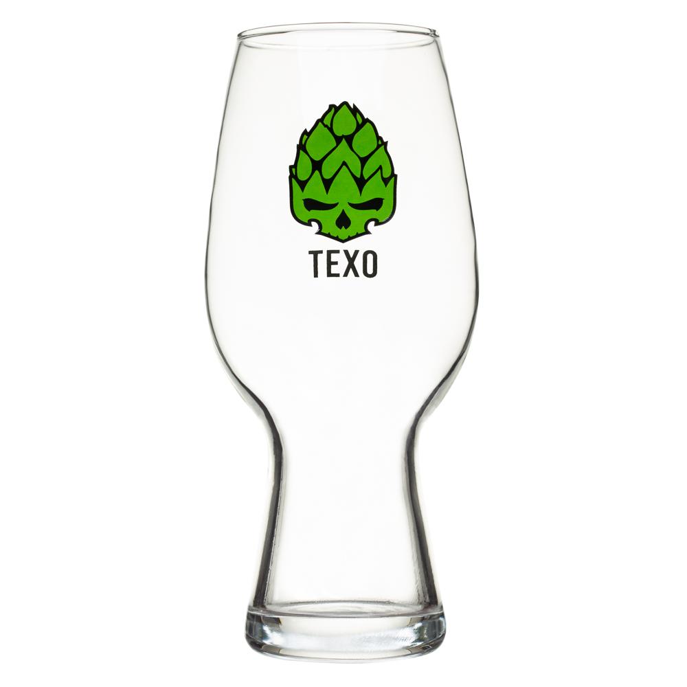 Copo IPA Glass em Vidro 540ml - Exclusivo Texo