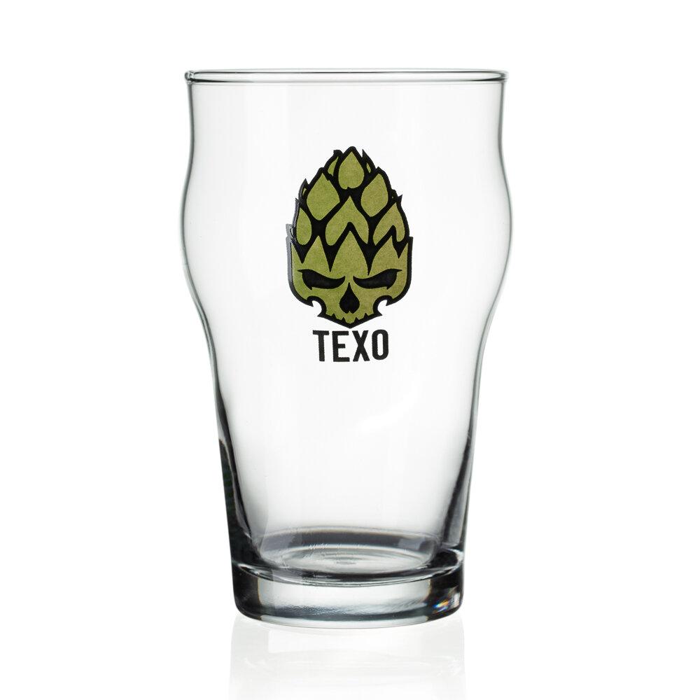 Copo Pint em Vidro 473ml - Exclusivo Texo