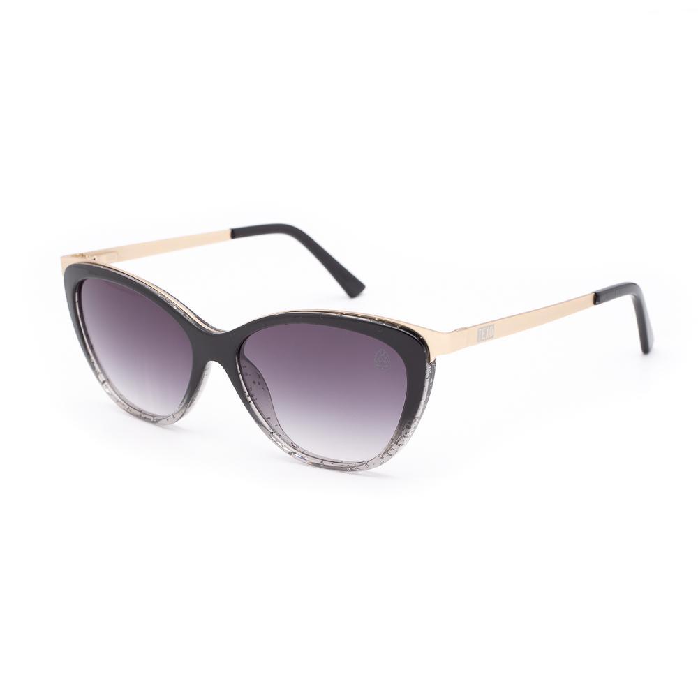 Óculos de Sol Feminino Gatinho Vedett Preto