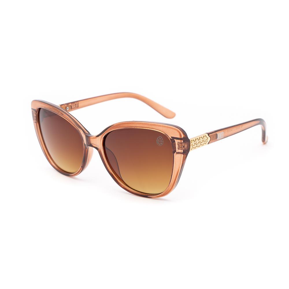 Óculos de Sol Feminino Gatinho Veltins Marrom