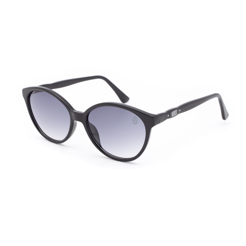 Óculos de Sol Feminino Redondo Chouffe Preto