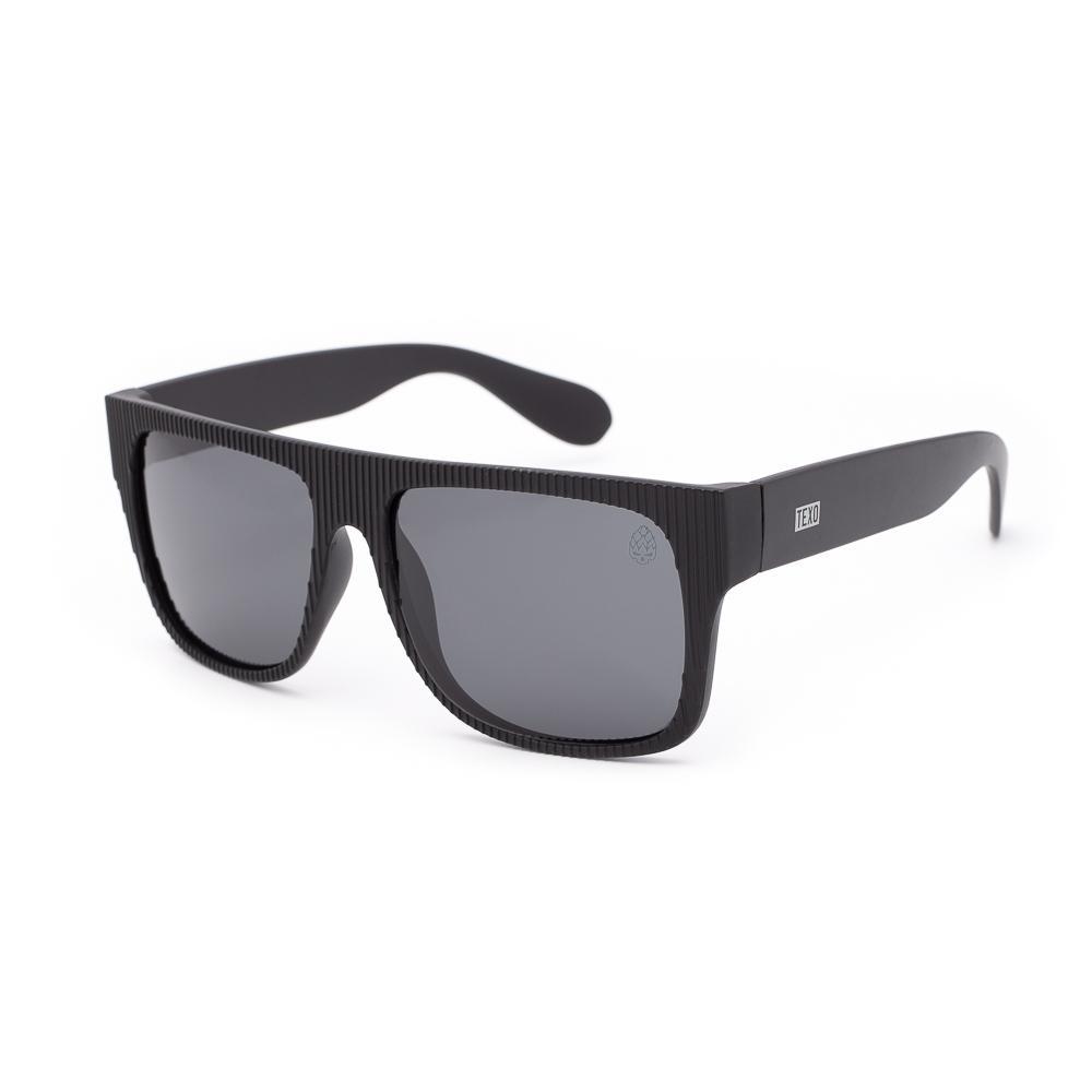 Óculos de Sol Masculino Blauw Preto