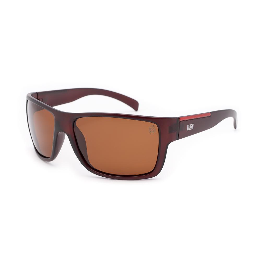 Óculos de Sol Masculino Esportivo Brewdog Marrom