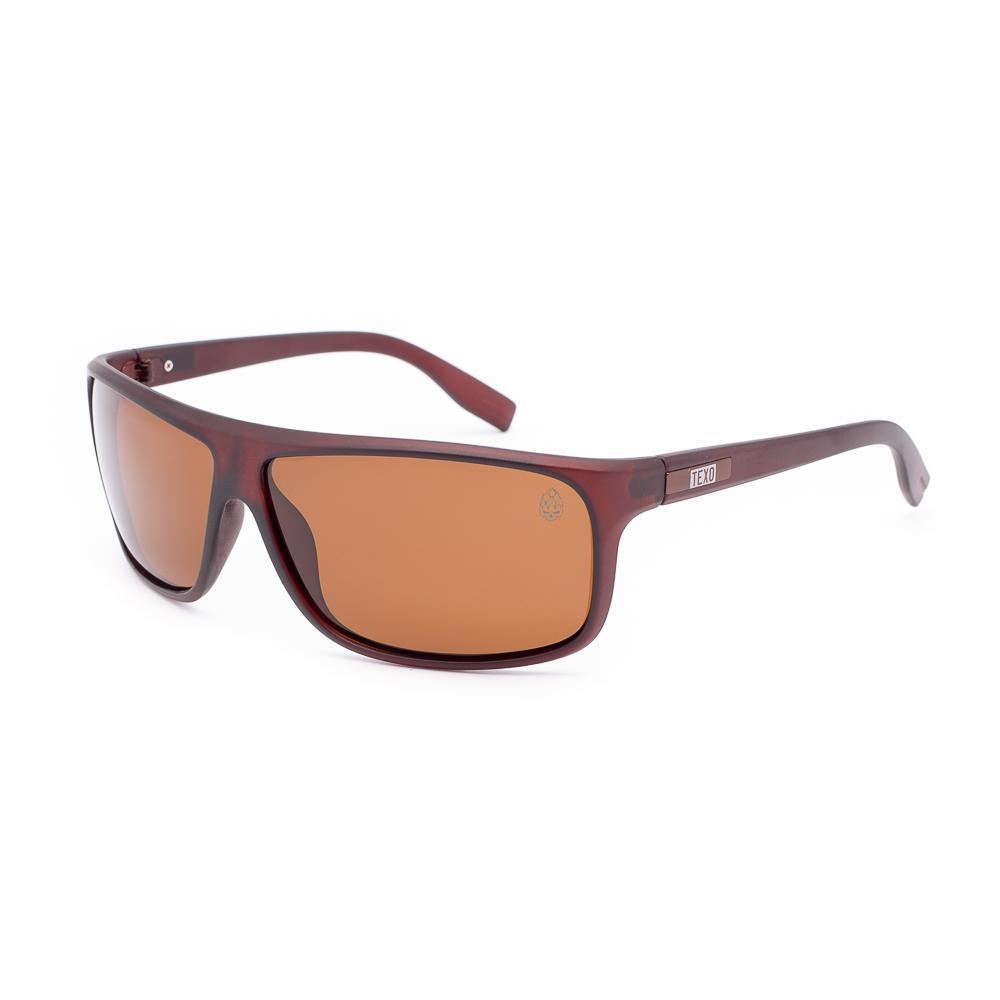 Óculos de Sol Masculino Esportivo Radler Marrom