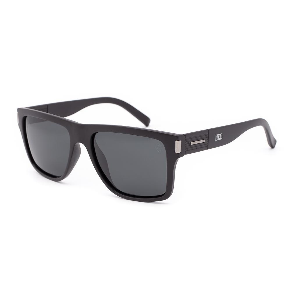 Óculos de Sol Masculino Julius Preto