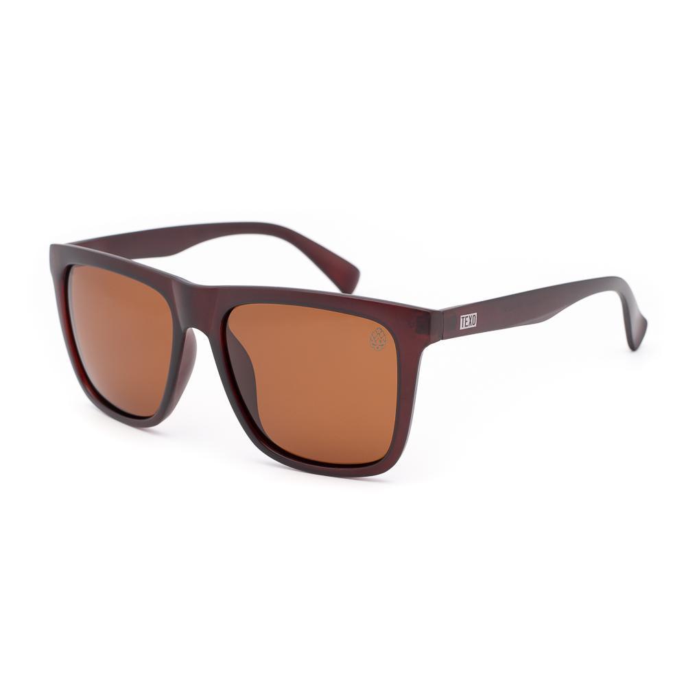 Óculos de Sol Masculino Kwak Marrom