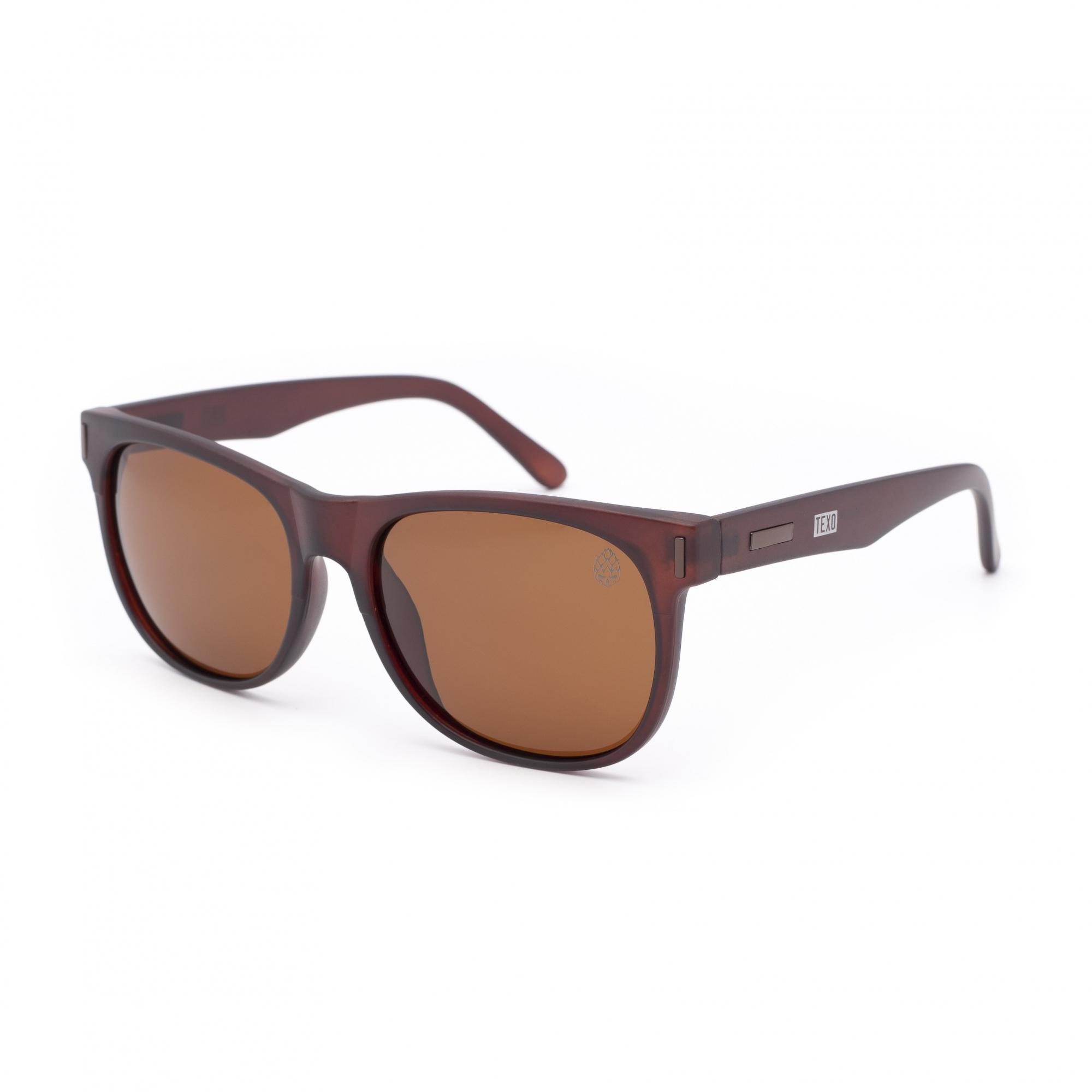 Óculos de Sol Masculino Ohara Marrom