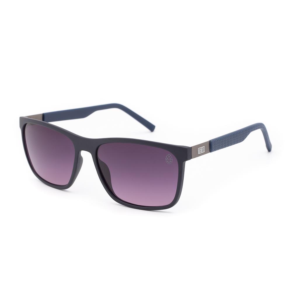 Óculos de Sol Masculino Orval Azul Degrade
