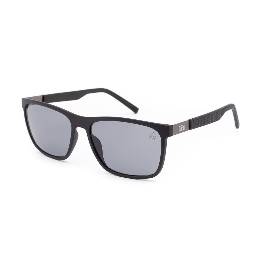 Óculos de Sol Masculino Orval Preto