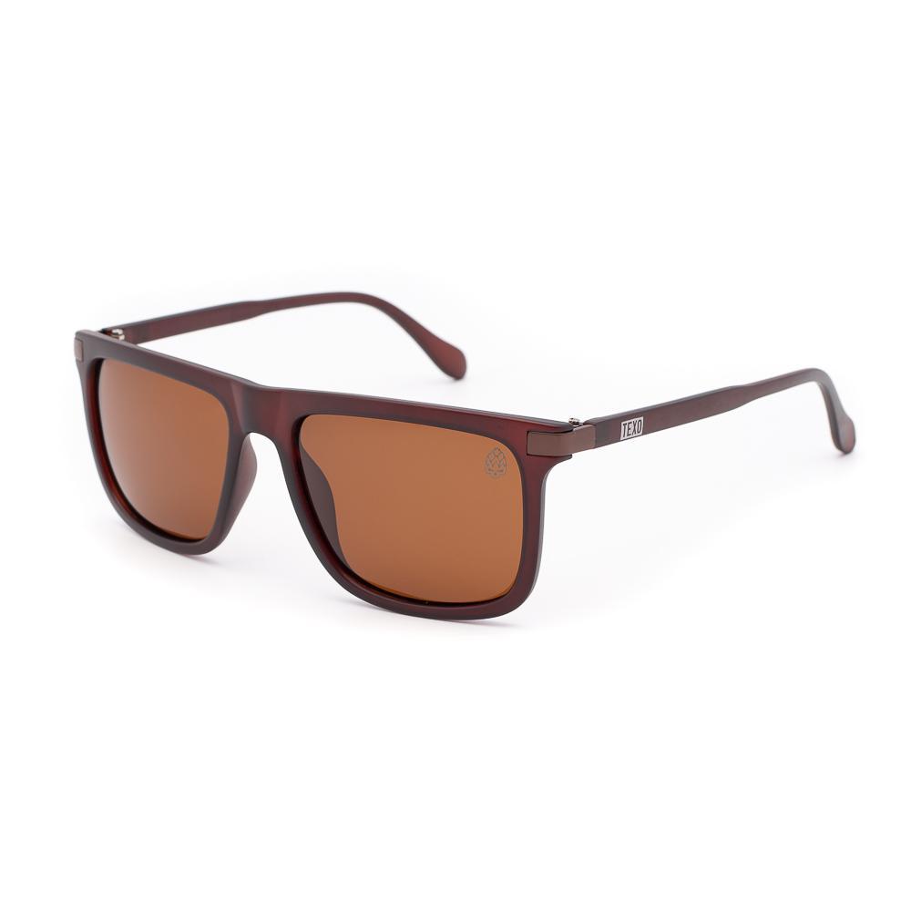 Óculos de Sol Masculino Rye Marrom
