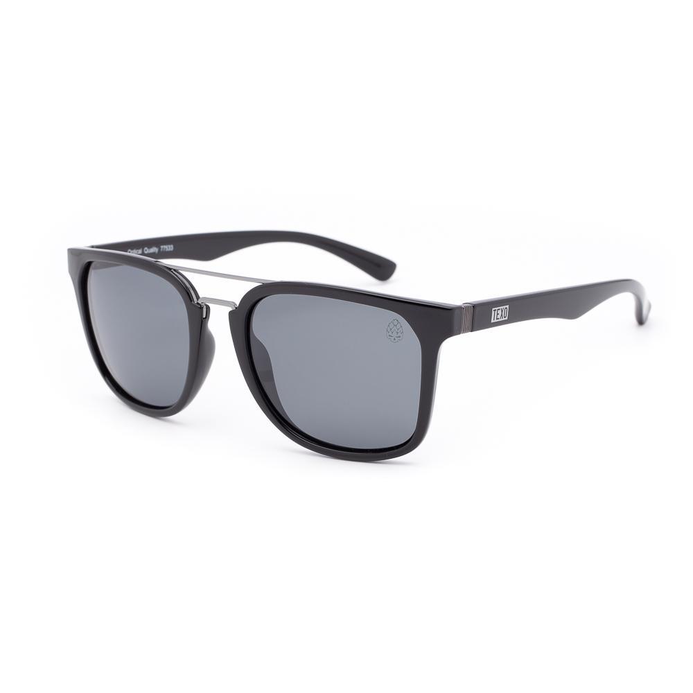 Óculos de Sol Unissex Geuze Preto