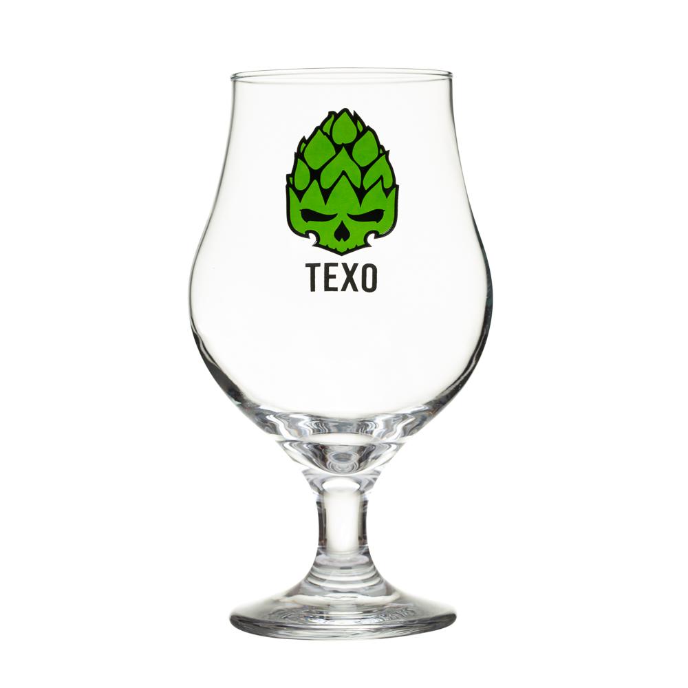 Taça Tulipa em Vidro 400ml - Exclusivo Texo