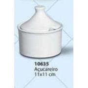 Açucareiro Branco Cerâmica Porto Seguro