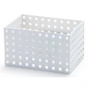 Caixa Modular Empilháveis Branca N/4  3,3 Litros  Arthi