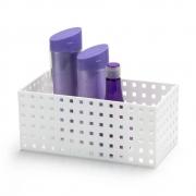 Caixa Empilháveis Modular Número 5/ 4,3 litros Cor Branco Arthi