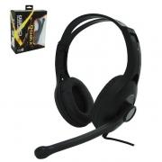 Fone de Ouvido com Microfone Headset Gamer x1 Pro 1,6m