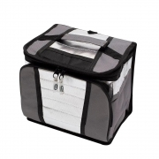Ice Cooler 7,5 LTS cor: Cinza Com Chumbo  Mor