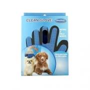 Luva Tira Pelos Clean Glove para cães e gatos - Chalesco