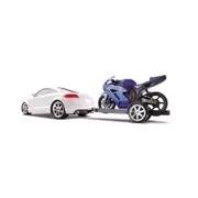 Carrinho com moto MXT 2.0 Motorcycle