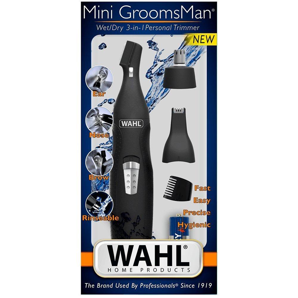 Aparador de Pelos Minigroomsman 3x1 - Wahl