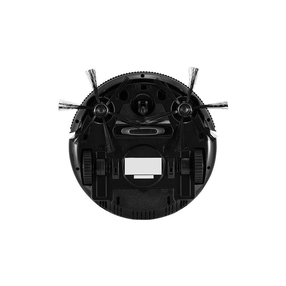 Aspirador de Pó Robô 3 em 1 - Varre + Aspira + Passa Pano - Com Sensor Anti-Queda e Obstáculos - Bivolt - Multilaser