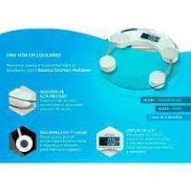 Balança Digital Eat Smart Multi Laser