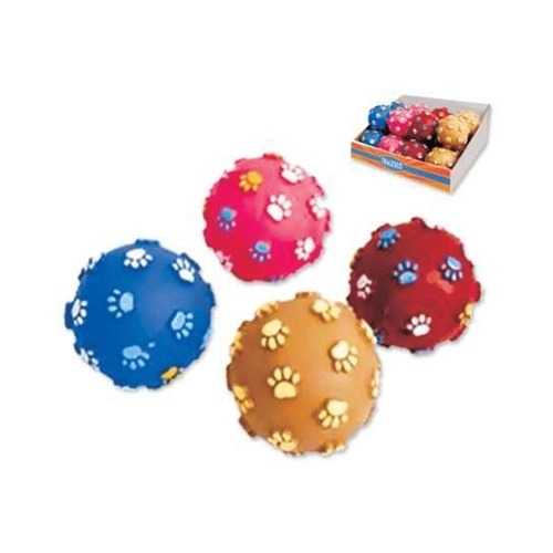 Brinquedo Bola De Vinil Patinhas - 1 Unidade -  Chalesco
