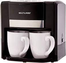 Cafeteira Elétrica  2 Xícaras  220V Com Filtro Permanente  Multilaser