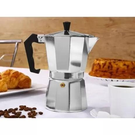 Cafeteira italiana 6 xicaras 300ml- Casita