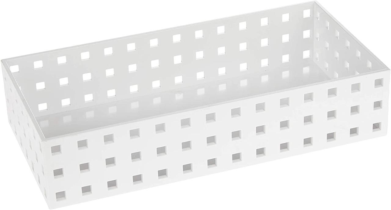 Caixa Modular Empilháveis Numero 3 / 2,2 litros COR: Branco Arthi