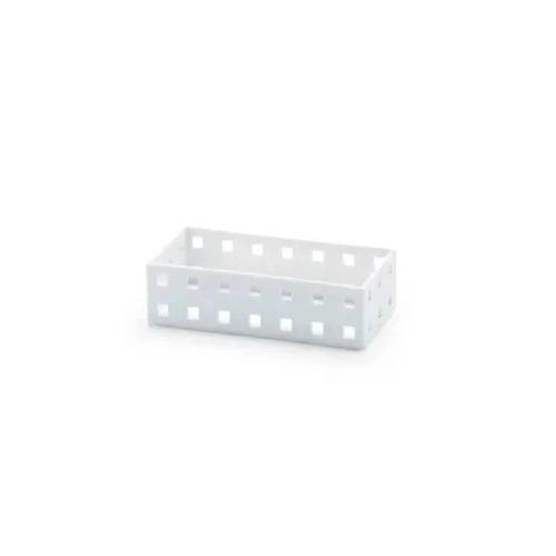 Caixa Modular Empilháveis Número 1/ 325 ml Cor: Branco Arthi