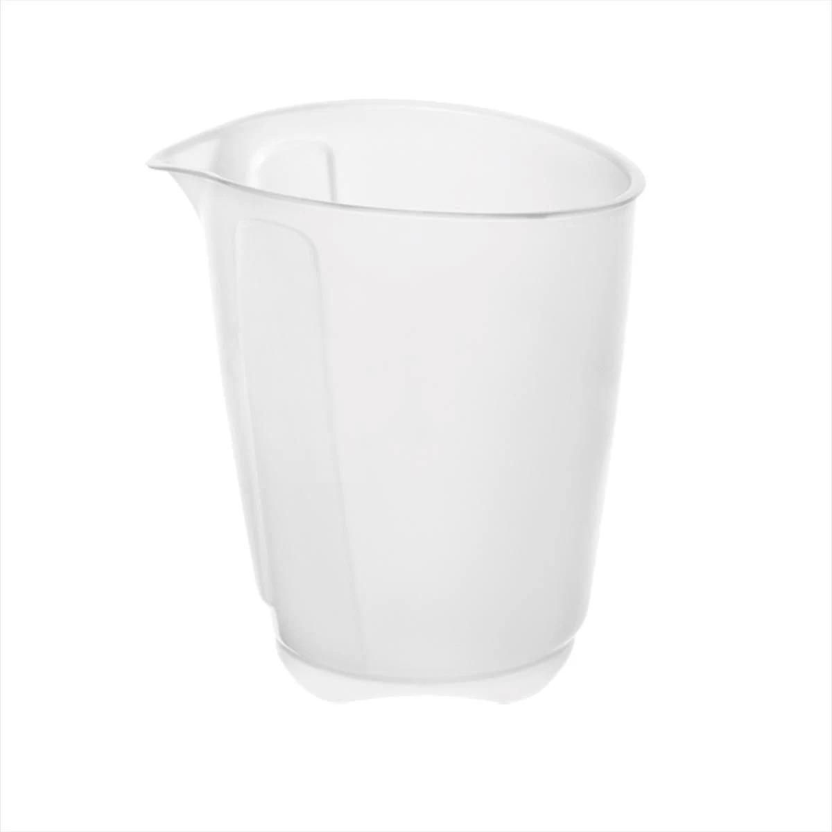 Copo Medidor plástico transparente 500ml - Sanremo
