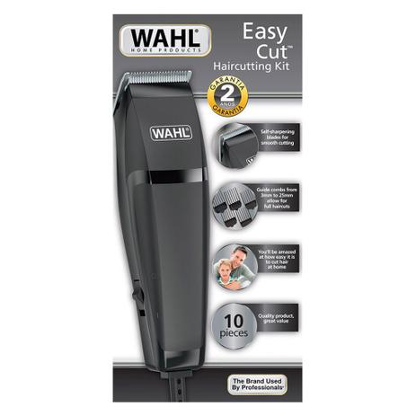 Máquina de Corte Wahl - Clipper Easy Cut Preta