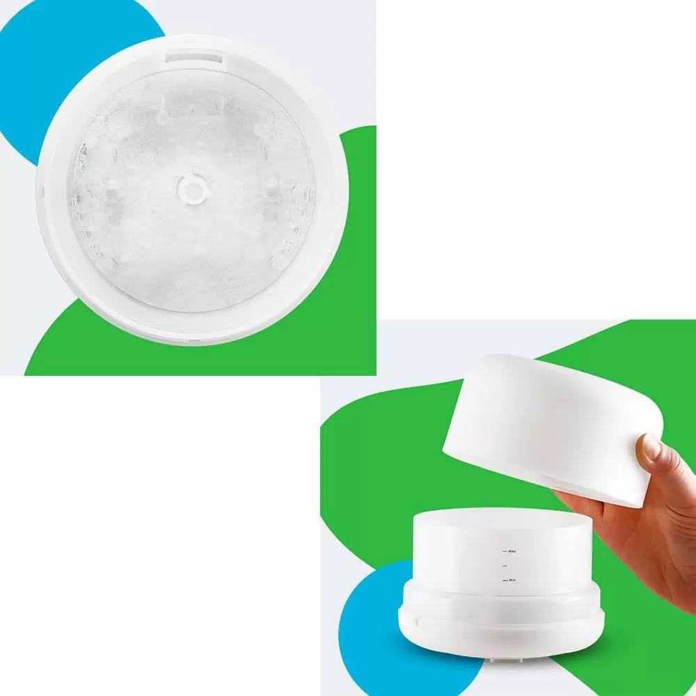 Difusor de Aromas Multilaser Color Air com Iluminação em Led 7 cores HC217 - Multilaser