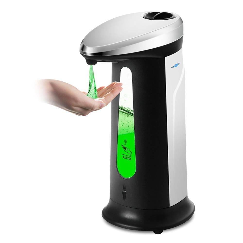 Dispenser Automático De Sabão Liquido