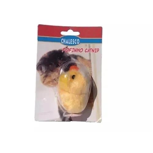 Fofinho Catnip 1 Ratinho e Pintinho - Chalesco
