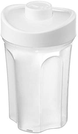 Açucareiro e Farinheiro Plástico 480ml com Bico -  Sanremo