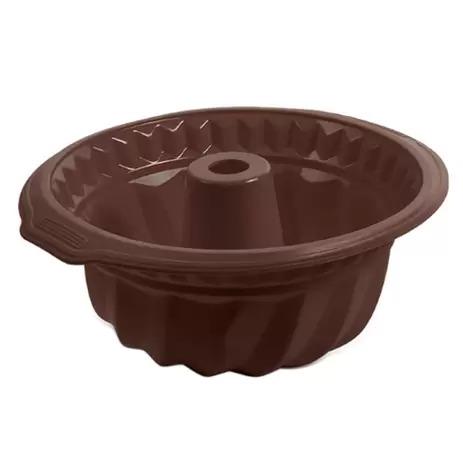 Forma de silicone para bolo- Glace - Brinox