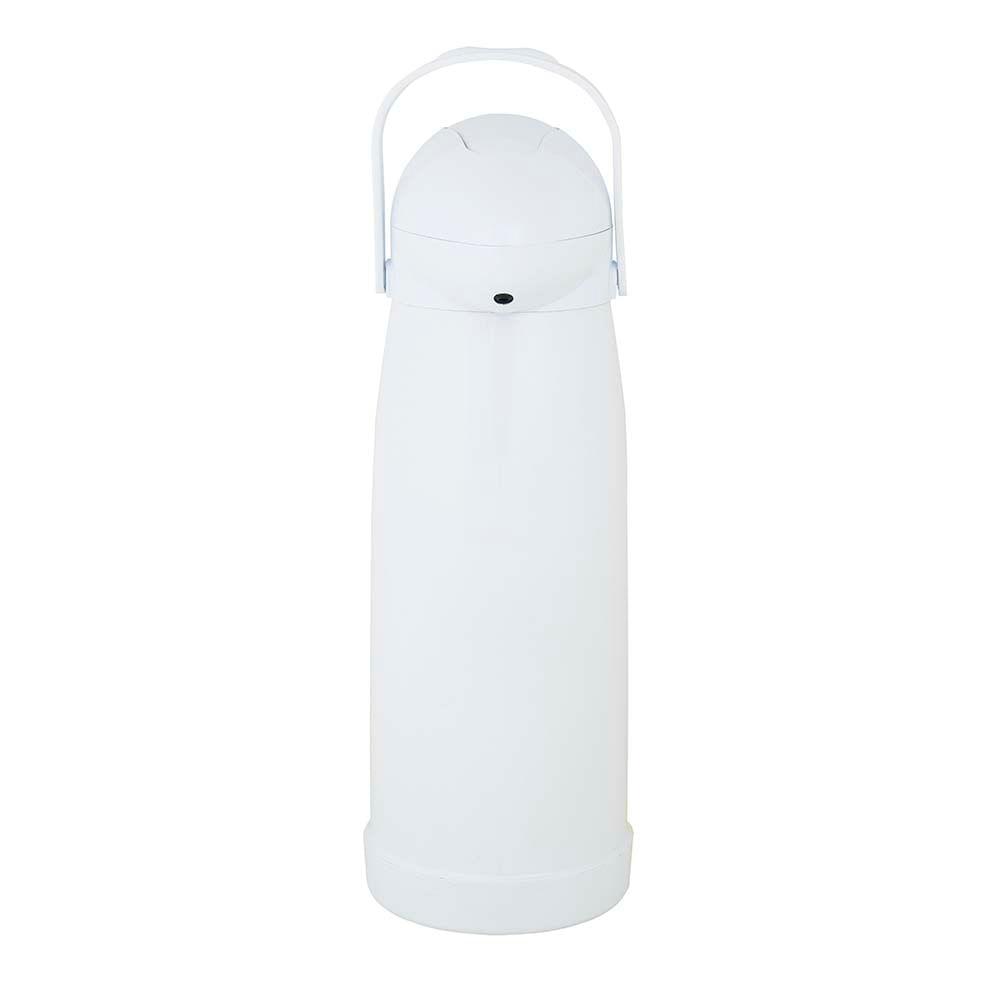Garrafa Térmica de Pressão Nobile 1,9 Litros Branca