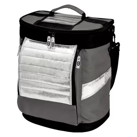 Ice Cooler 18litros cor: cinza com Prata Mor