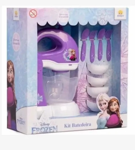 Kit Batedeira Frozen Angel