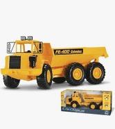 Caminhão Fora De Estrada Columbus Cor: Amarelo Roma Brinquedos