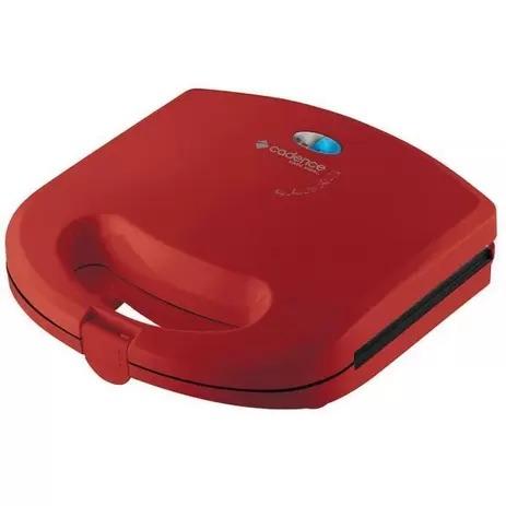 Sanduicheira Minigrill Colors Vermelha 220V SAN231 - Cadence